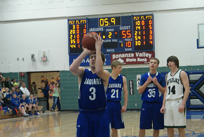 Boys'BBall: BBE vs. Maple Lake 2-11-14