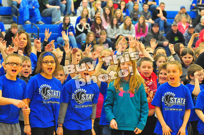 Epic! B-B-E State Pep Fest/send-off