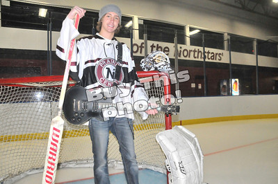 Clay Deters - The Guitar Playing Goalie