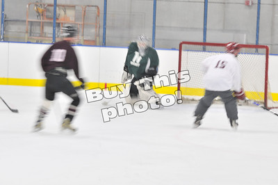 Alumni Hockey Game 2013