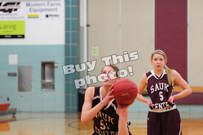 SC Girls BB versus Litchfield