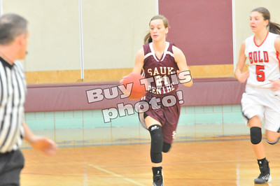 SC Girls Basketball vs. BOLD